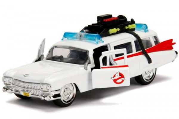 Jada 1:32 Ghostbusters Ecto-1 1959 Cadillac
