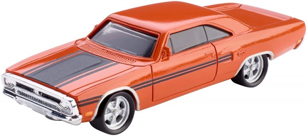 Modellauto aus dem Film Fast & Furious 7 im Maßstab 1:64 – 1970er Plymouth Roadrunner Diecast Sammel