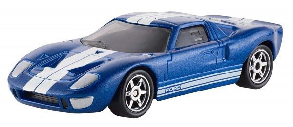 Mattel - Modellauto aus Fast & Furious 5 im Maßstab 1:64 - Ford GT-40 Diecast Sammelauto