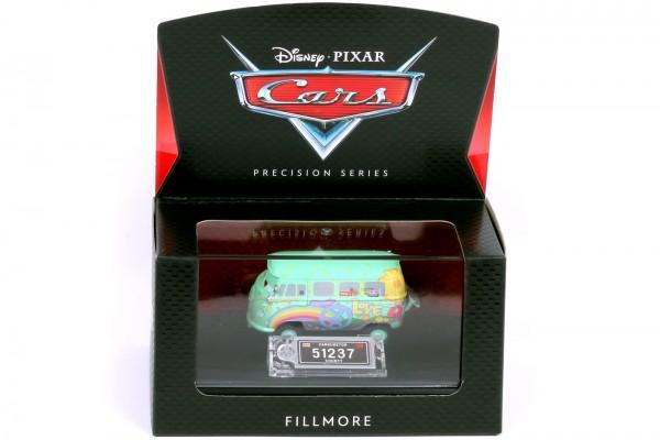 Mattel - Disney Pixar Cars - Precision Series - Fillmore Diecast Fahrzeug - Maßstab 1:64