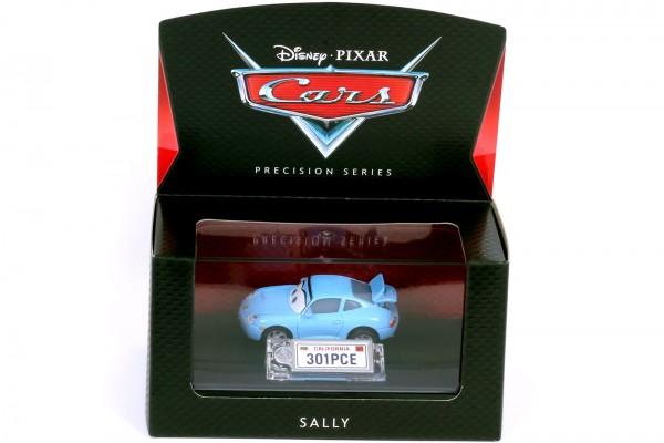 Mattel - Disney Pixar Cars - Precision Series - Sally Diecast Fahrzeug - Maßstab 1:64